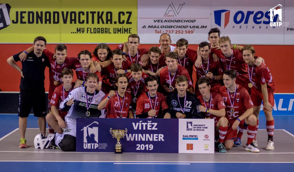 <p>UNYP Cup Junior je pro letošní rok u konce, vítězem 8. ročníku je Tatran.</p>