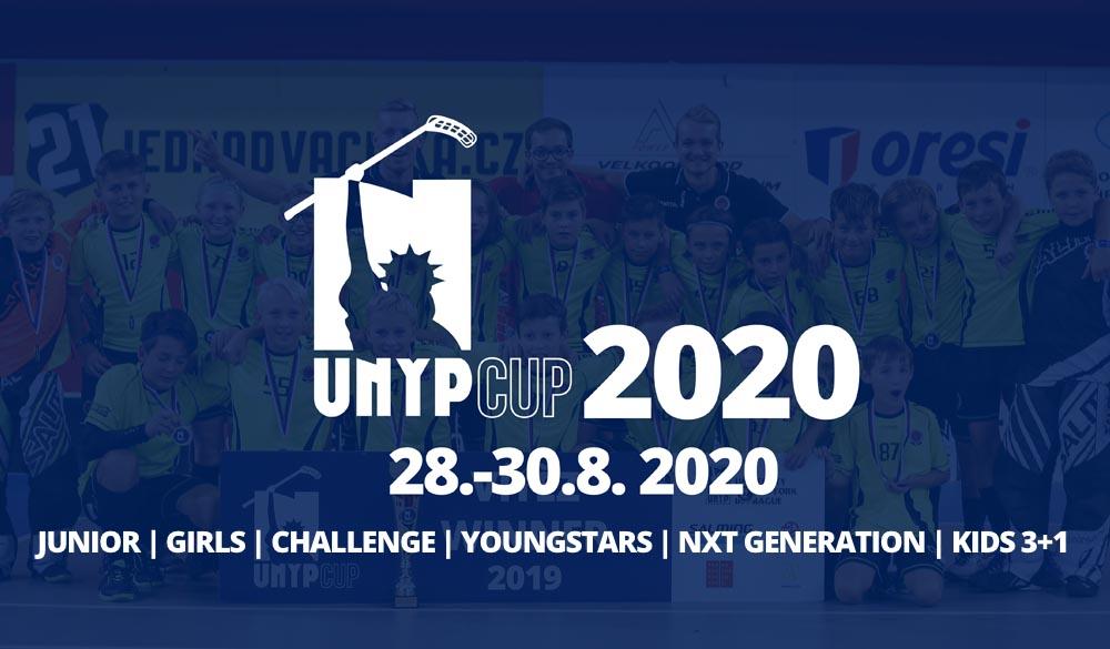 UNYP CUP 2020 se odehraje v jednom termínu, přibude nová kategorie Kids!