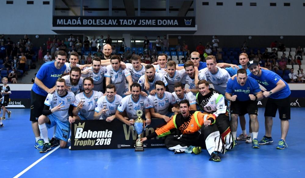 Bohemia Trophy 2019 bude mít hvězdné obsazení