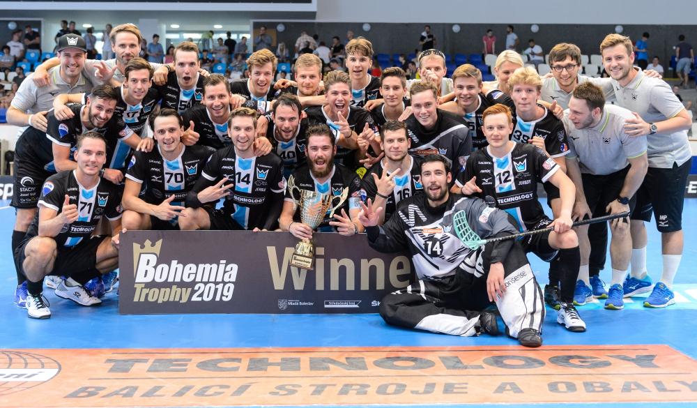 Světový florbal na Bohemia Trophy 2019