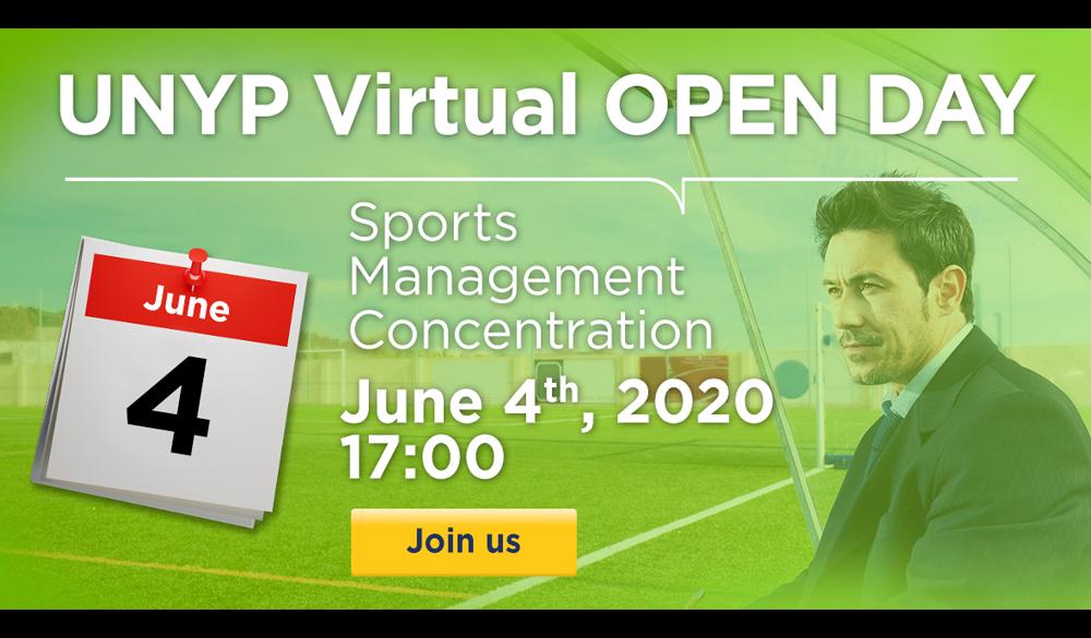 Partner turnaje UNYP otevírá nový studijního oboru Sportovní management