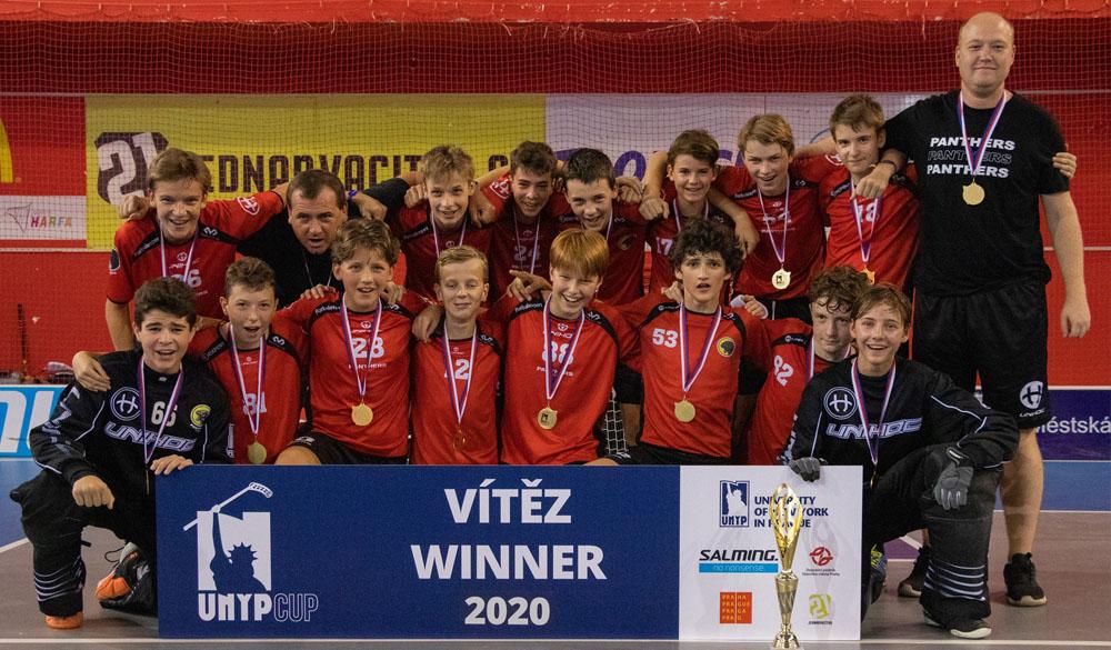 Přehled vítězů UNYP CUP 2020