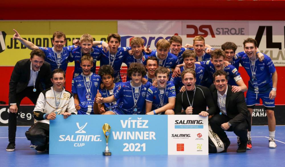 Desátý ročník Salming Cup 2021 je za námi, děkujeme všem 96 týmům za účast!